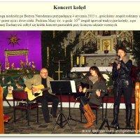 NIETRZANOWO – Koncert